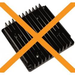 Carte fond de panier avec de multiple connecteurs dorées