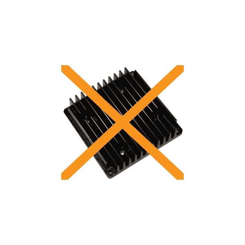 Processeur plastique enfichable